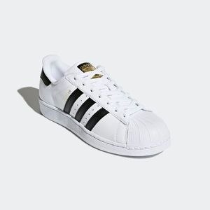 adidas kid's Superstar Sneakers